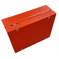 SDV152007RED Metal Housing